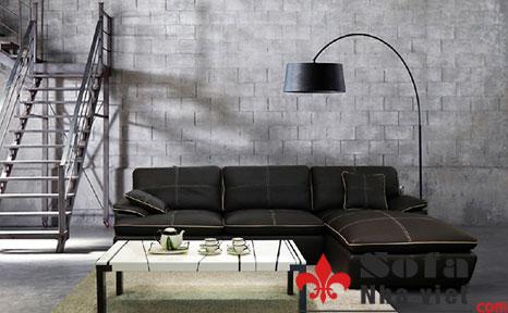Sofa da cao cấp mã 10