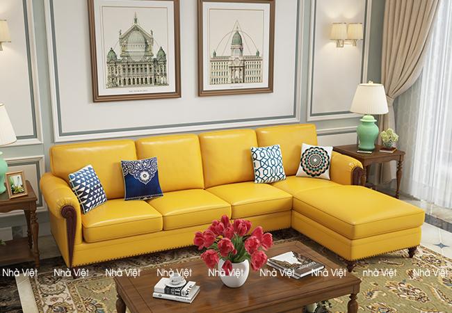 Sofa cao cấp mã 118