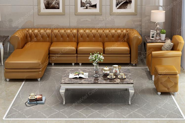 Sofa cổ điển mã 28
