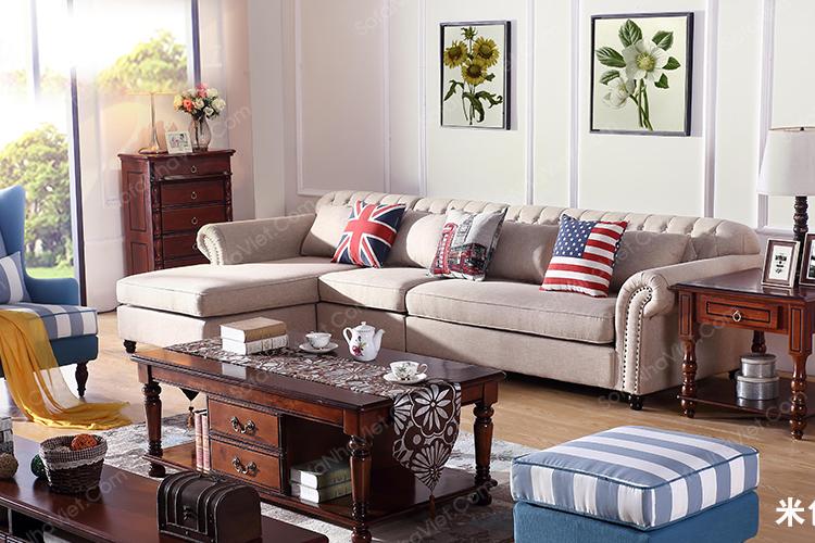 Sofa cổ điển mã 31