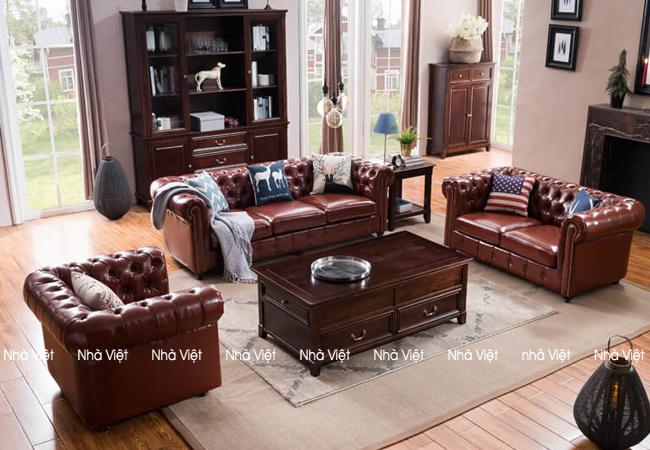 Sofa cổ điển mã 37