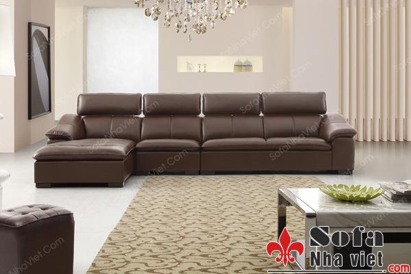 Sofa da cao cấp mã 15
