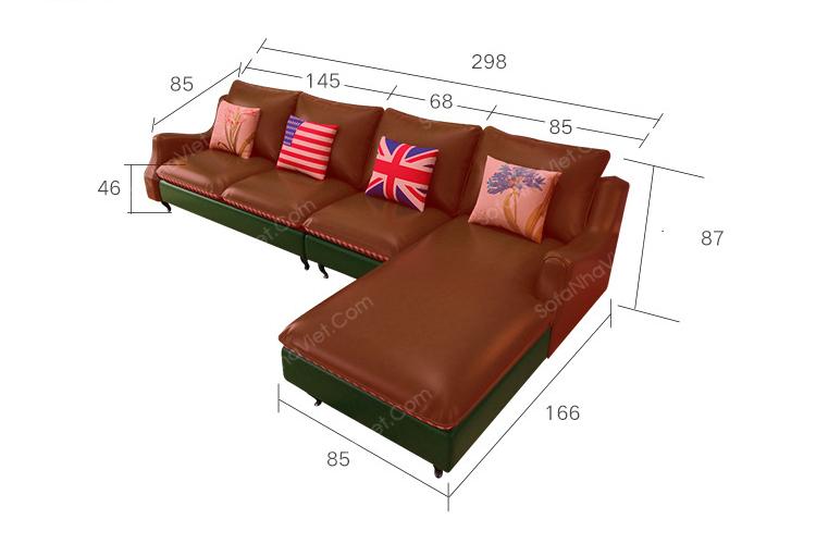 Sofa phòng khách mã 109