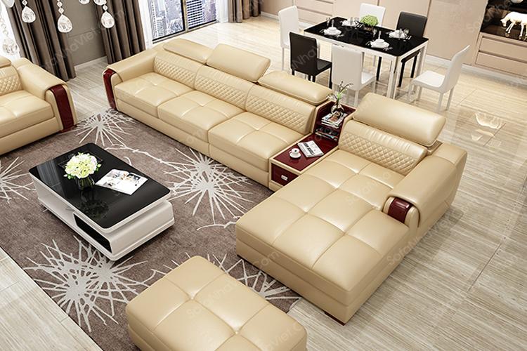 Sofa da mã 54