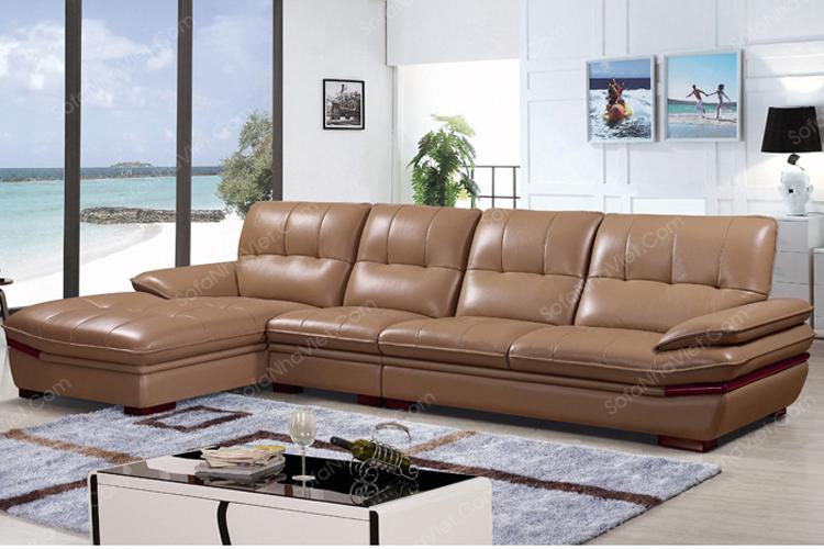 Sofa da mã 55