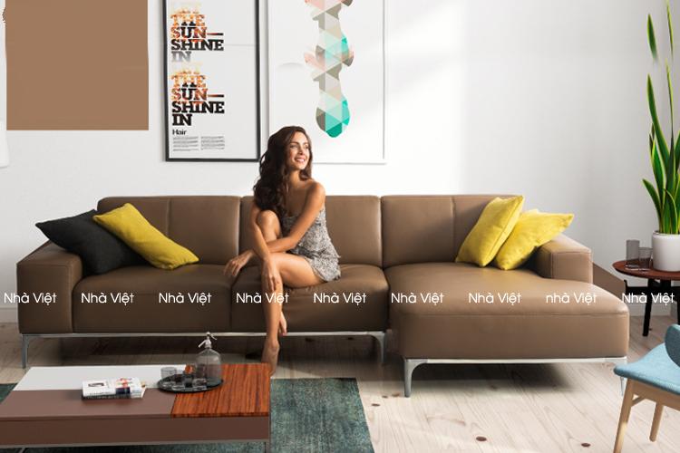 Sofa góc mã 118