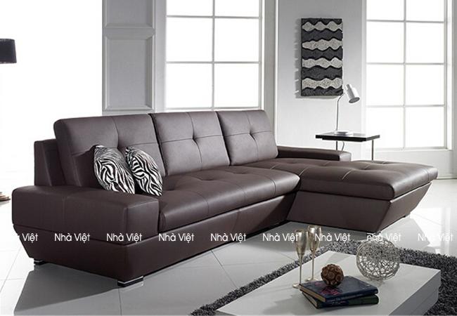 Sofa nỉ mã 121