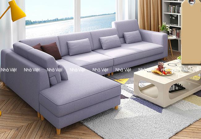 Sofa nỉ mã 085