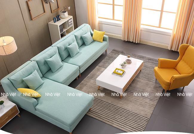 Sofa nỉ mã 0102