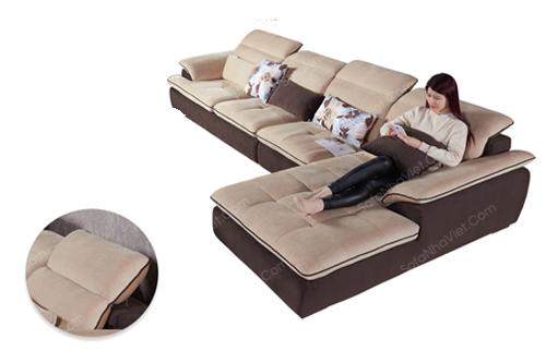 Sofa nỉ mã 061