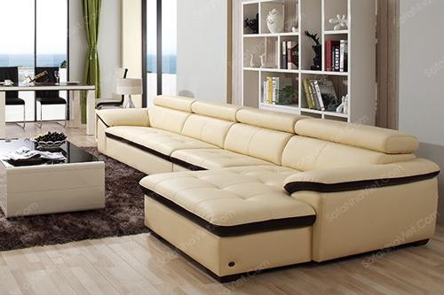 Nhung cach thiet ke mot bo sofa phong khach dep