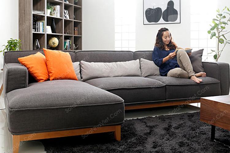 Sofa vải mã 313