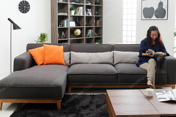 Nhà Việt chuyên cung cấp các mẫu sofa nỉ đẹp