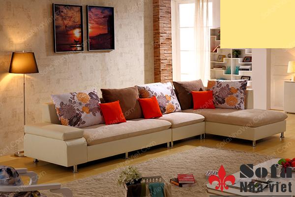 Sofa vải cao cấp mã 10