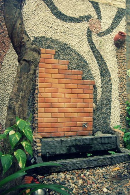 Thiết kế tiểu cảnh nhà phố đẹp mê hồn 8