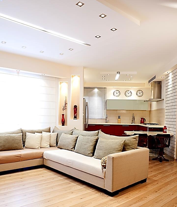 Sofa đẹp cho phòng khách chung cư time city 1