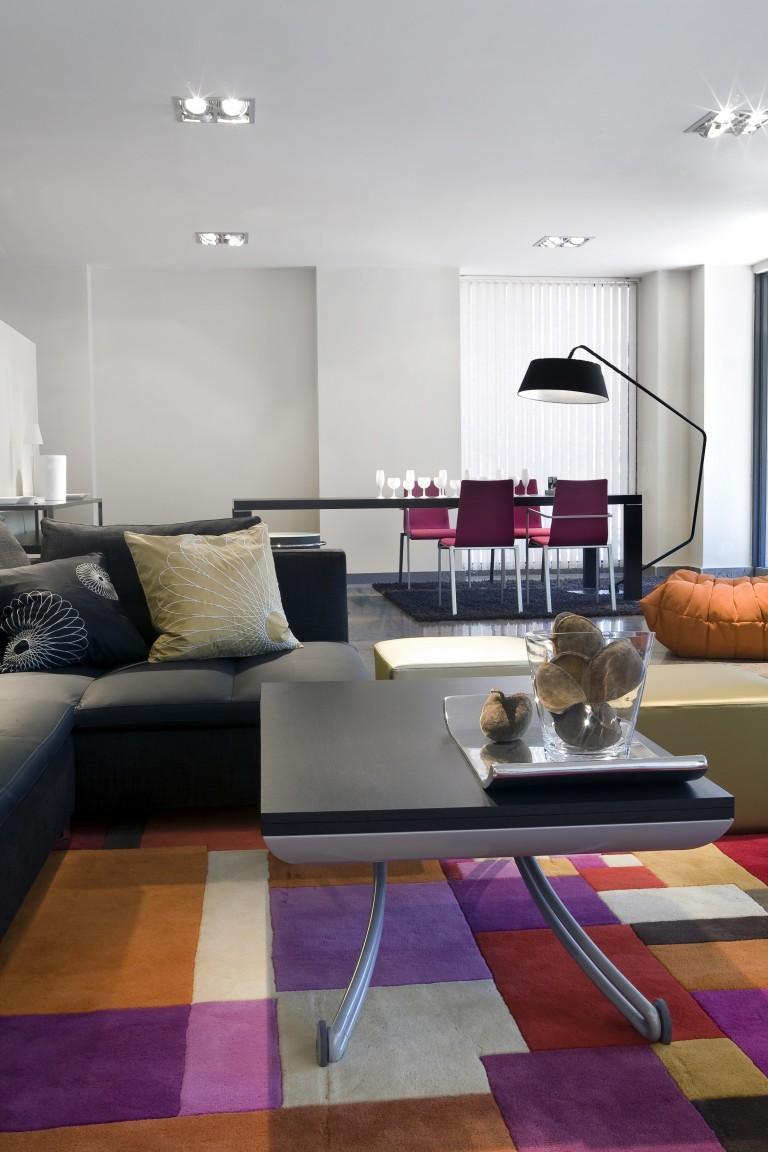 Sofa đẹp cho phòng khách chung cư time city  2