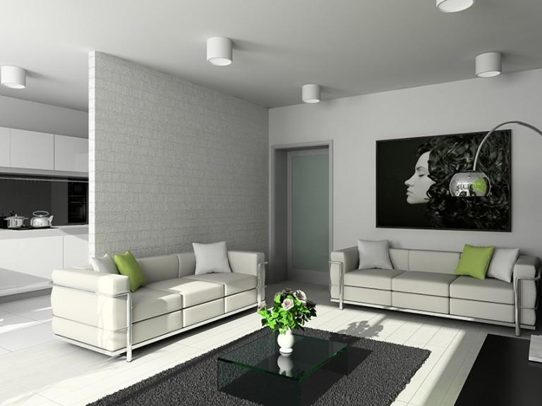 Sofa đẹp cho phòng khách chung cư time city  4