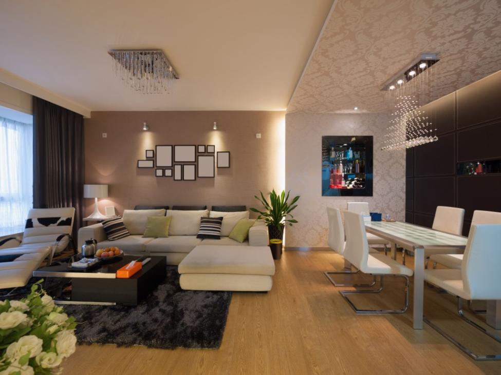 Sofa đẹp cho phòng khách chung cư time city  6