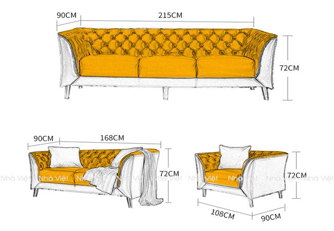 Sofa cổ điển 41