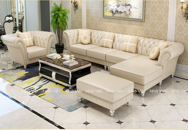 Sofa cổ điển mã 45
