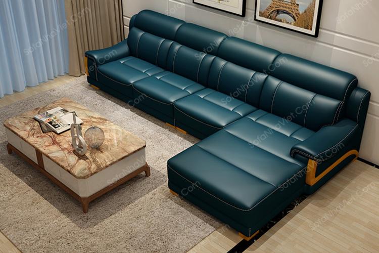 Sofa da mã 48