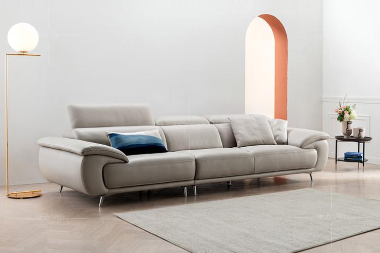 Sofa da hiện đại DH-099