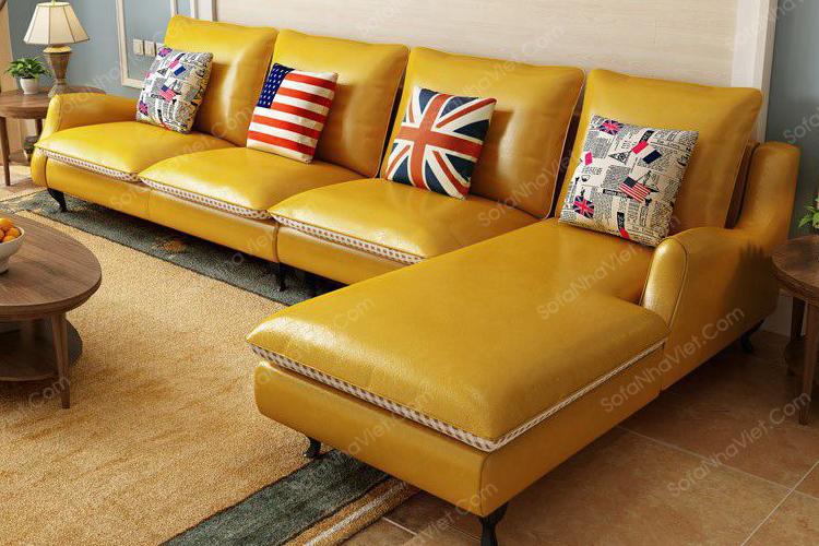 Sofa da mã 51