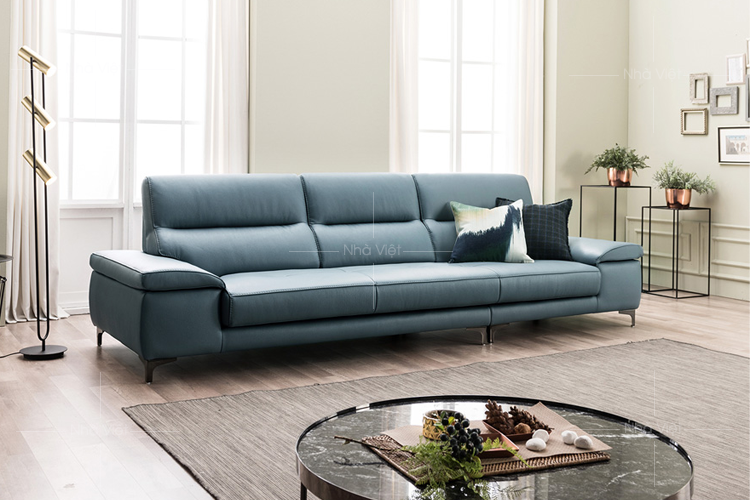 Sofa da cao cấp Pasi 016