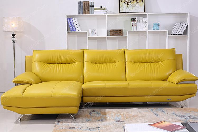 Sofa da mã 56