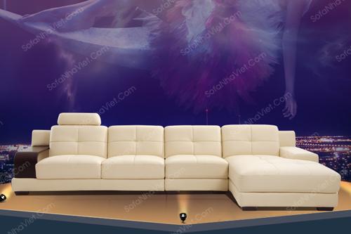 Sofa da mã 042