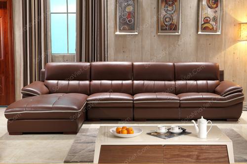 sofa da mã 048