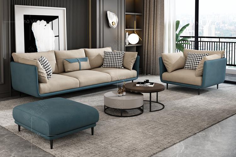 Sofa đẹp hiện đại DL- 48
