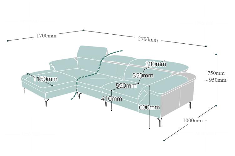 Sofa góc mã 067
