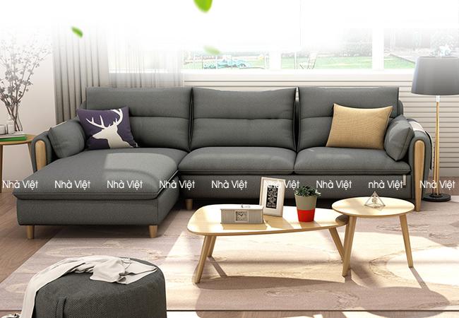 Sofa vải mã 1112