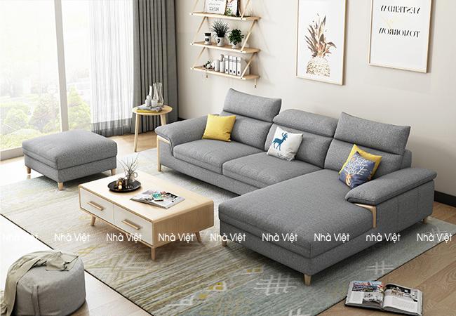 Sofa nỉ mã 1113
