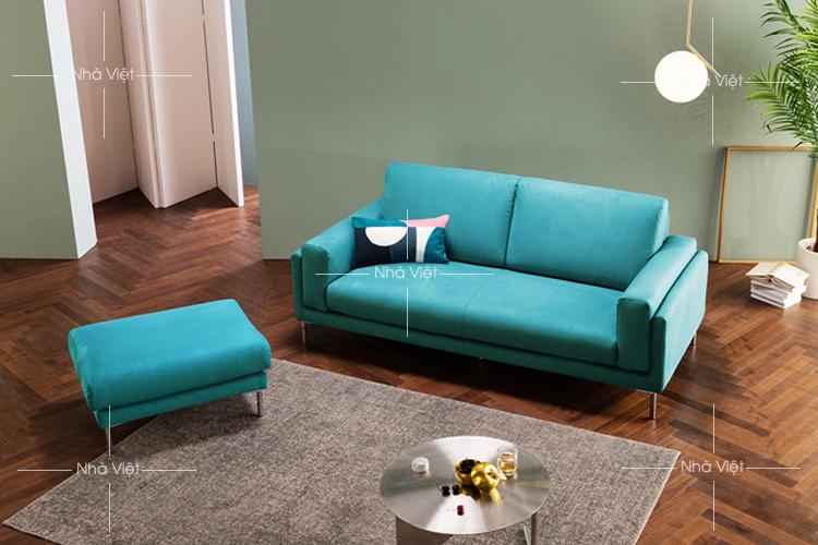 Sofa nỉ kích thước 2.0m mã 1124