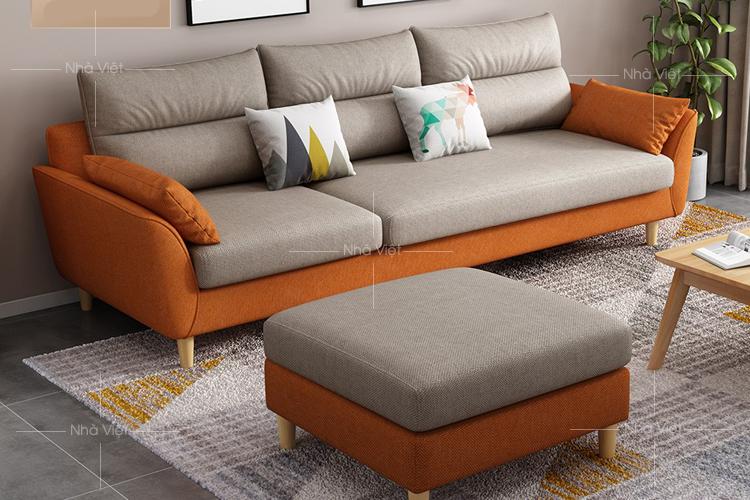 Sofa nỉ mã 033