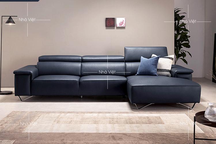 Sofa phòng khách góc chữ L mã 159