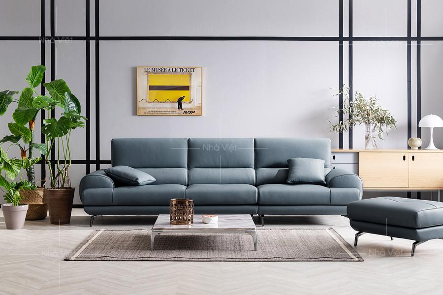 Sofa phòng khách hiện đại P57