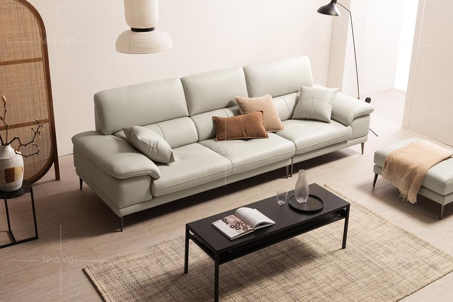 Sofa phòng khách cao cấp P67