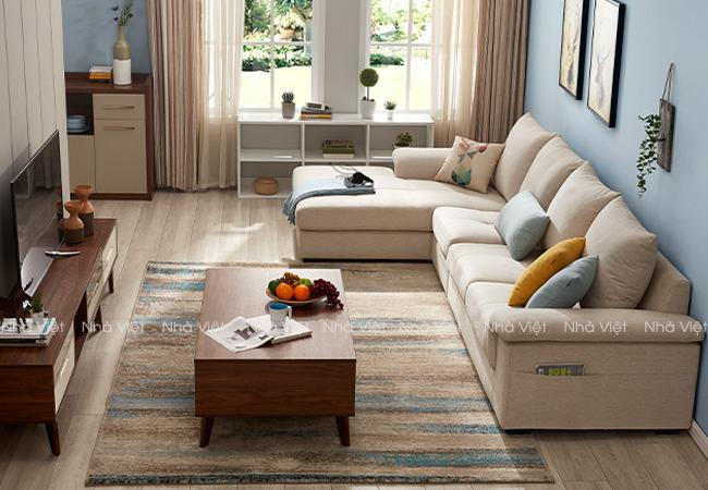 Sofa vải mã 336