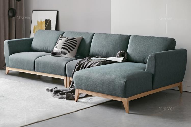 Sofa vải mã 063