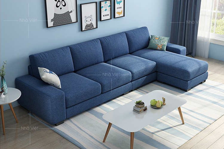 Sofa vải bố cao cấp VG-18