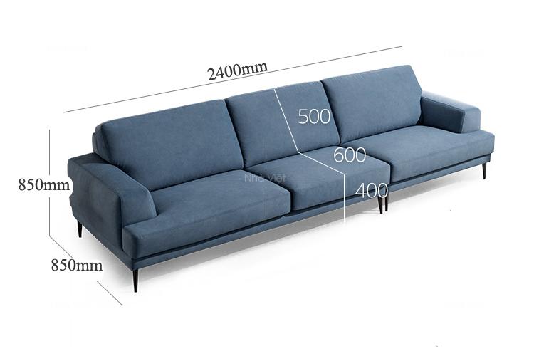 Sofa vải mã 308