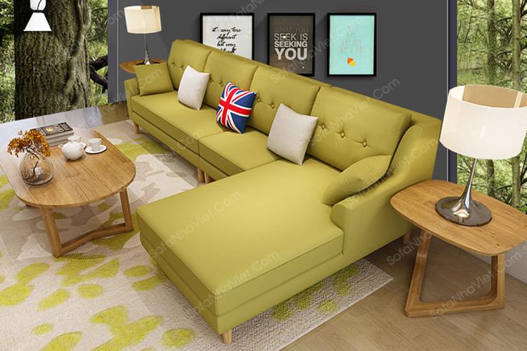 Sofa vải mã 309