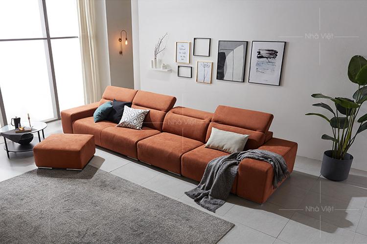 Sofa bọc vải VG-41