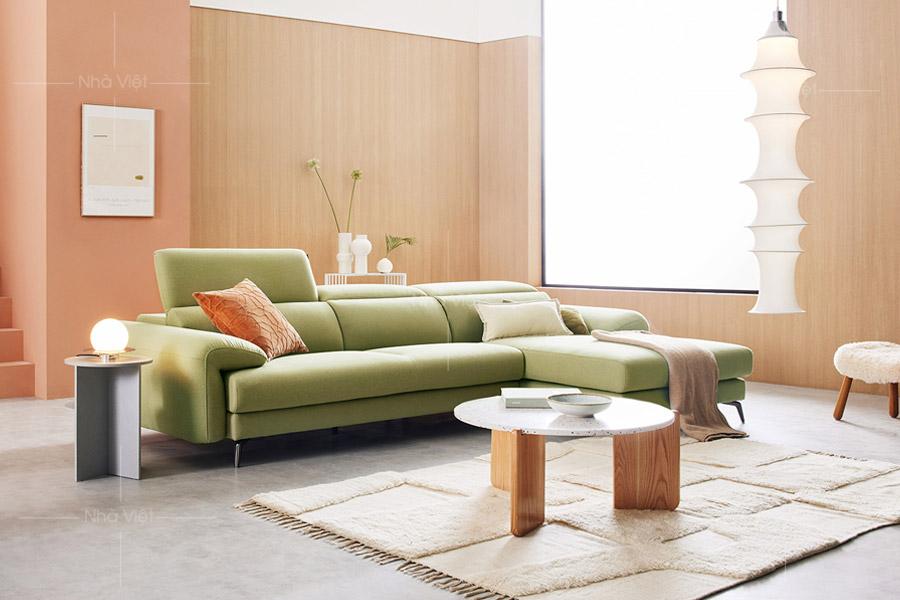 Sofa vải Essa foni V334