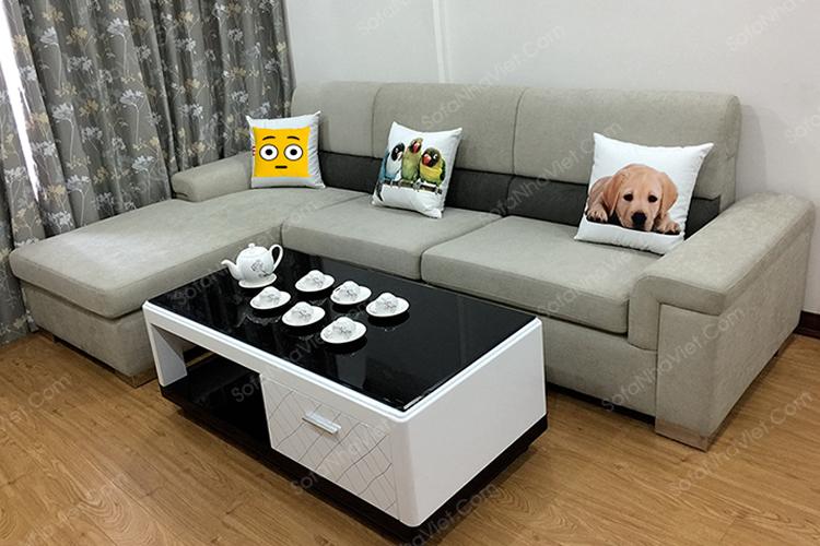 Sofa vải mã 318