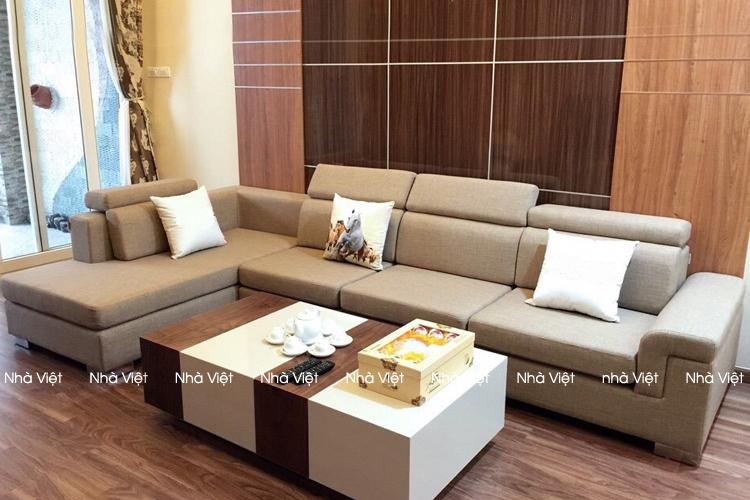 Sofa vải mã 322